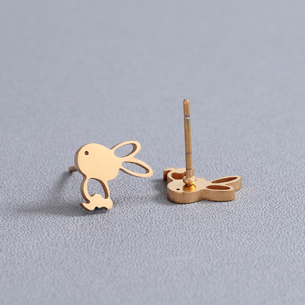 Joyful Bunny Earrings