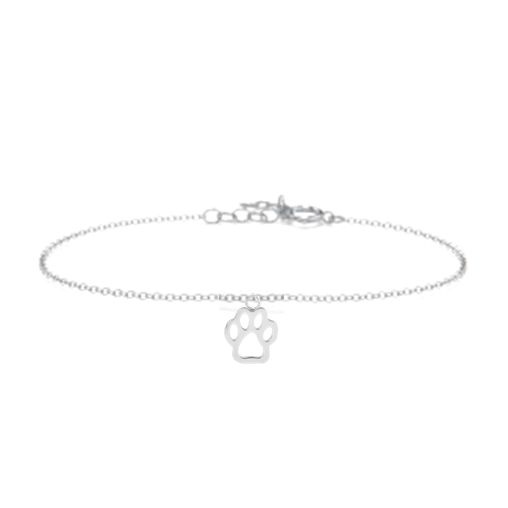 Paw Print of Love Bracelet
