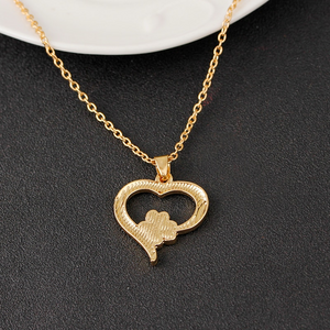 Pure Love Necklace (Gold)