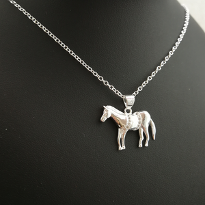 Horse's Love Necklace
