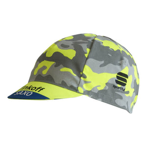 Military Racing Cap - Tinkoff-Saxo