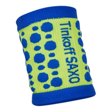 Compressport 3D.Dots Wristband - Tinkoff Saxo