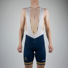 Winter BIB Shorts - Podium - Aqua Blue Sport