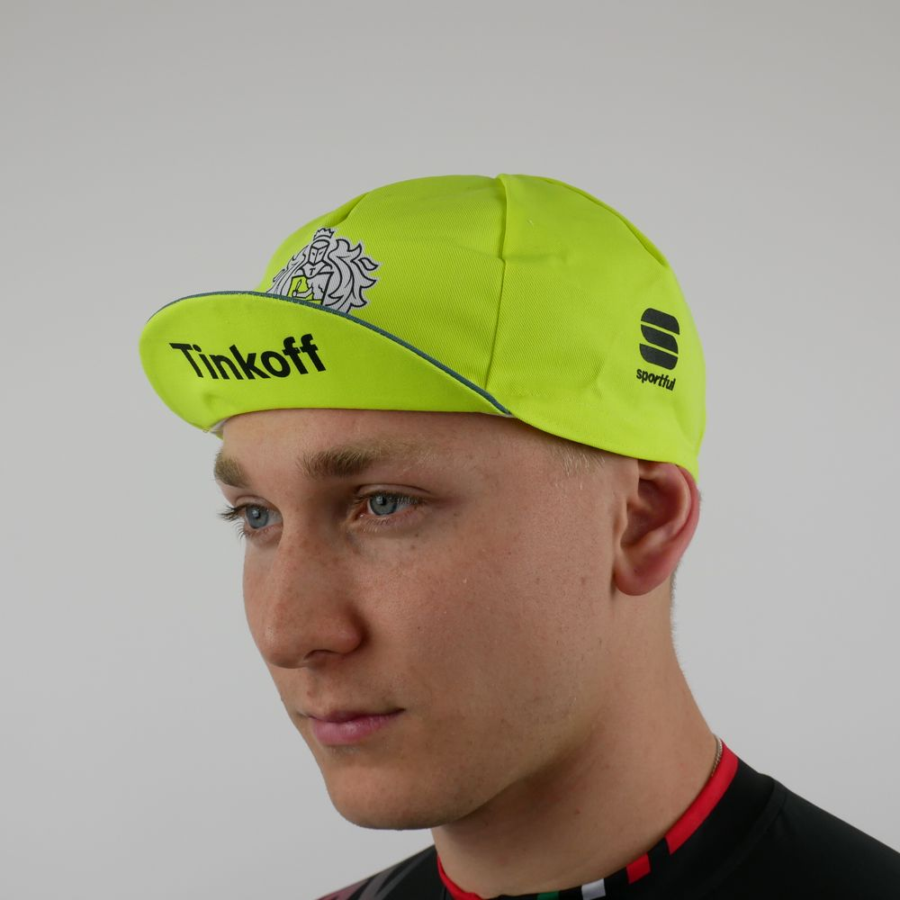 Racing Cap - yellow - Pro Team Tinkoff