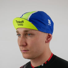 Racing Cap - blue - Tinkoff-Saxo