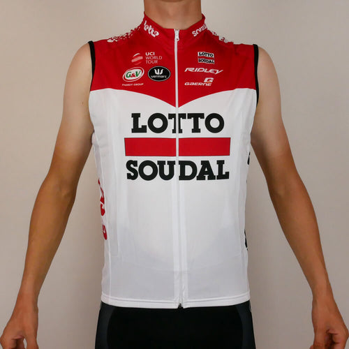 Sleeveless vest 2018- Lotto-Soudal