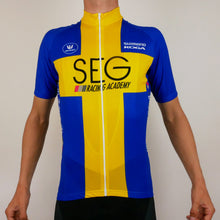 Short Sleeve Jersey - Podium - SEG Racing Academy - Swedish Champion