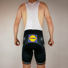 BIB Shorts - 3D - Quick Step Floors - Belgian Champion