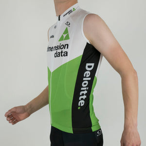 Sleeveless Jersey - Dimension Data