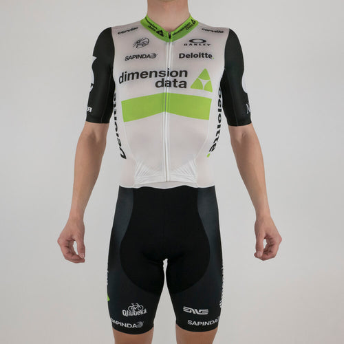 Aero Race Suit 'Vapor' - Dimension Data