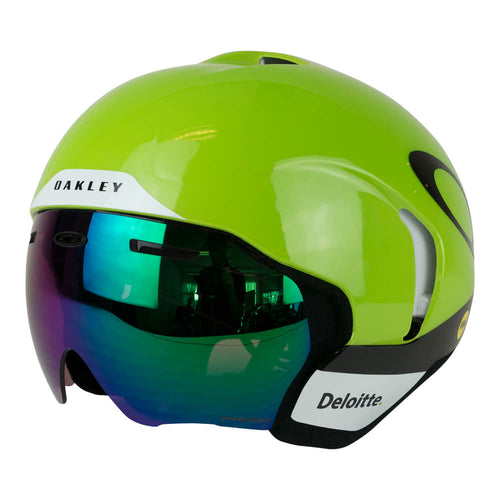 Oakley ARO7 TT Helmet - with name tags - Dimension Data