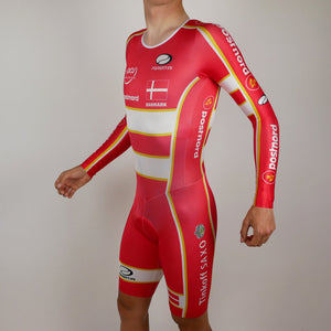 LS Skinsuit - Danish National Team