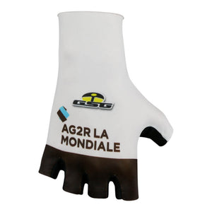 Summer aero gloves - AG2R La Mondiale