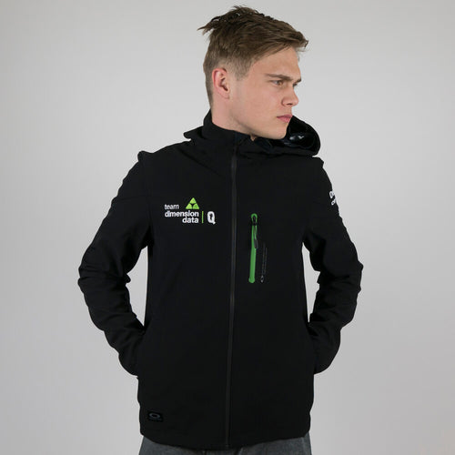 Oakley Protective Jacket with Hood Blackout - Dimension Data