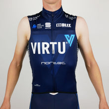 Wind Vest - Team Virtu Cycling