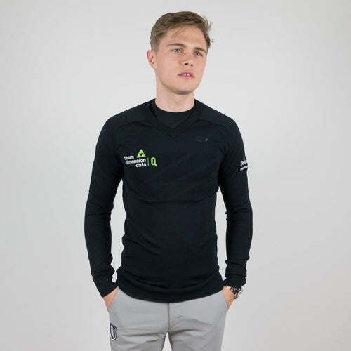 Oakley Hazard Block Sweater Black - Dimension Data