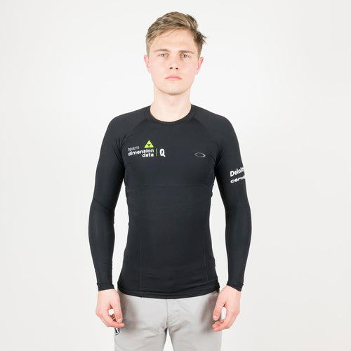Oakley Compression LS Running Jersey - Dimension Data