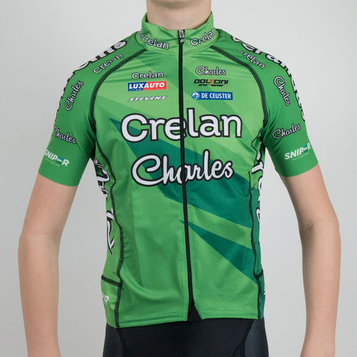 Aero Jersey Kids - Veranda's Willems Crelan
