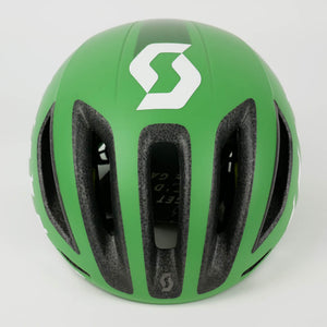 Scott Cadence Plus Aero Helmet - TDF Green Edition