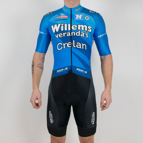 Skin suit SS Pro - Veranda's Willems Crelan