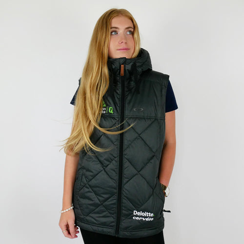 Oakley rattler down vest woman - Dimension Data
