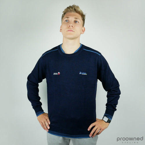 Jeff Banks Sweater - Orica GreenEDGE