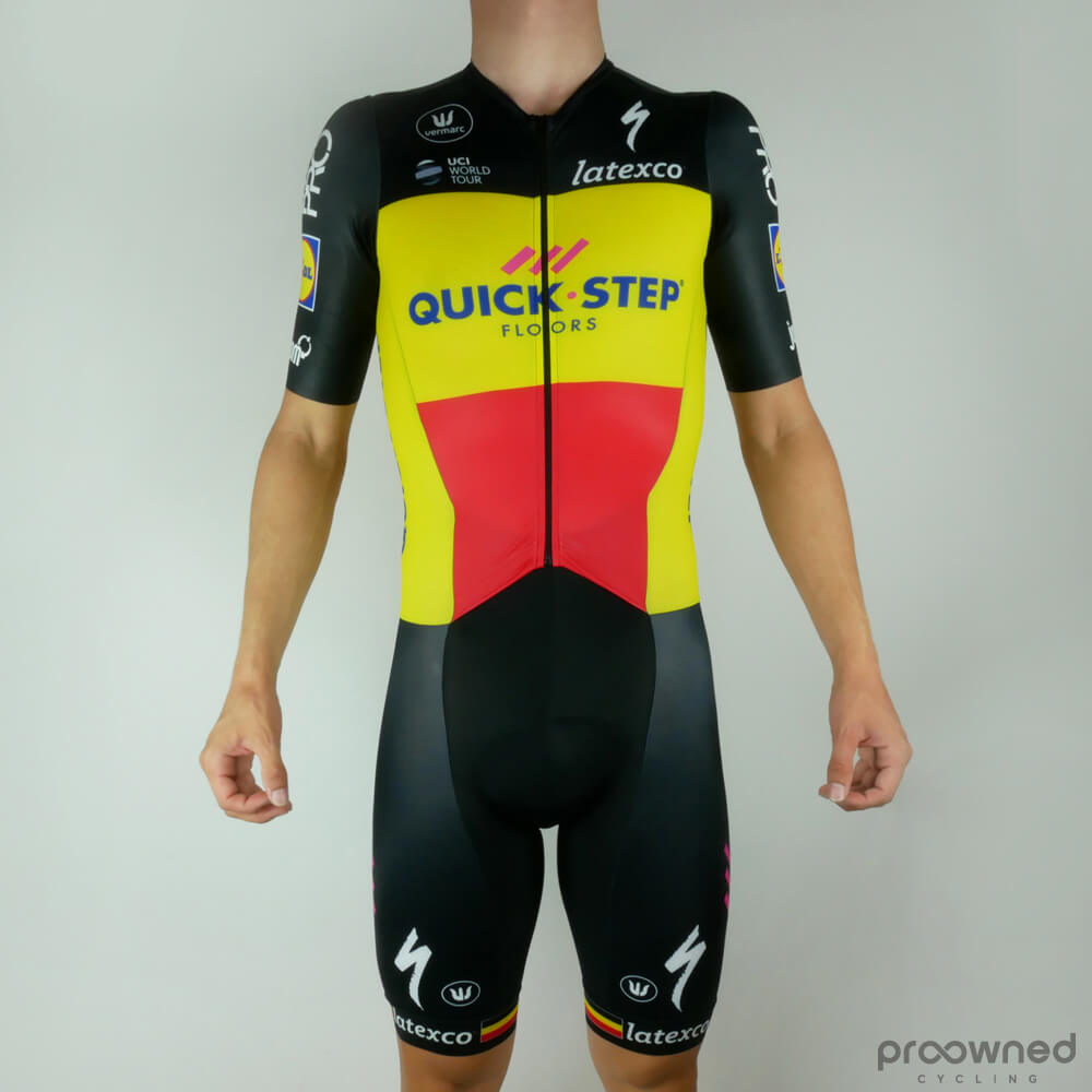 Speed Suit PRR SS - Quick-Step Floors - Belgian Champion