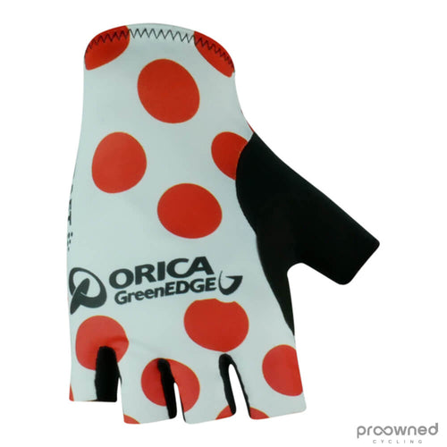 Craft Summer Gloves - Polka Dot Edition - Orica-GreenEDGE