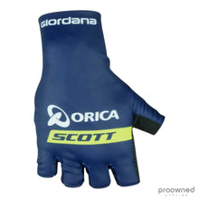 Giordana Aero Gloves - Orica-Scott