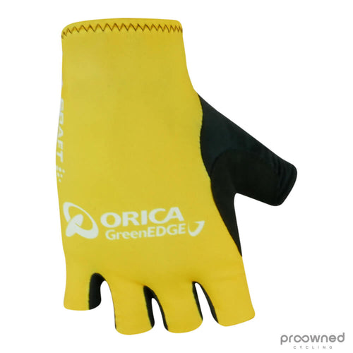 Craft Summer Gloves - TDF Yellow Edition - Orica-GreenEDGE