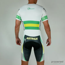 SS Skinsuit - Techno Comfort - Australian National Team