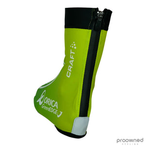 Rain Shoe Covers - Orica-GreenEDGE