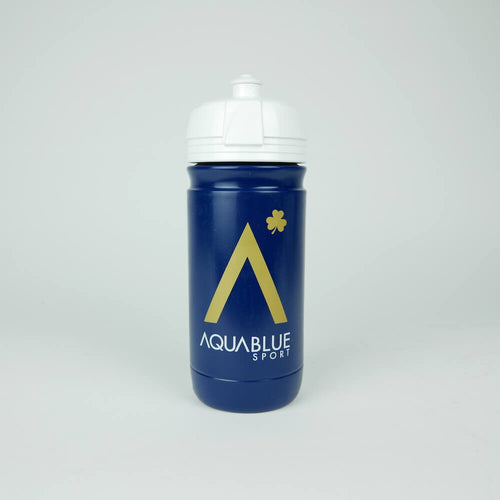 Water bottle - Elite navy 550ml - Aqua Blue Sport