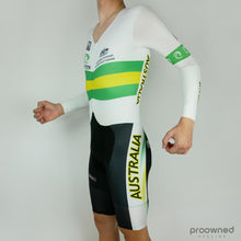 LS Skinsuit - Techno Comfort - Australian National Team