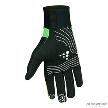 Craft Long Finger Gloves - Orica-GreenEDGE