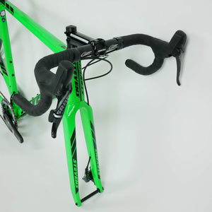 Stevens Super Prestige cross bike - Sram Force 1 - 58cm - Tim Merlier #3 - Vérandas Willems-Crelan