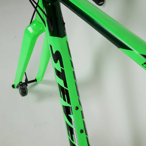 Stevens Super Prestige cross bike - Sram Force 1 - 54cm - Stan Godrie #2 - Vérandas Willems-Crelan