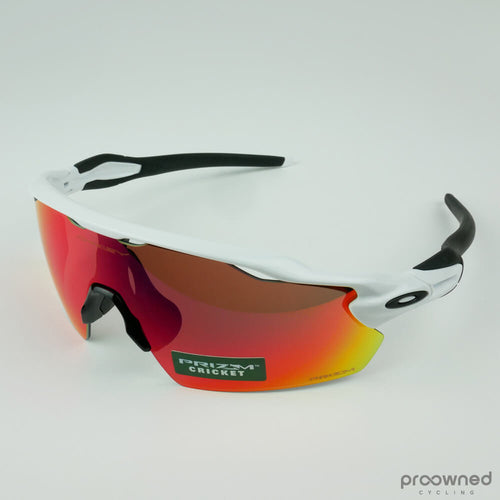 Oakley Radar EV Pitch - Polished White