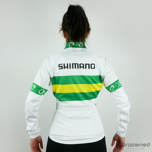 Long Sleeve Jersey Women - Australian National Team