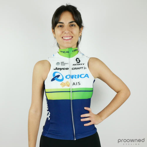 Thermal Vest Women - Orica-AIS