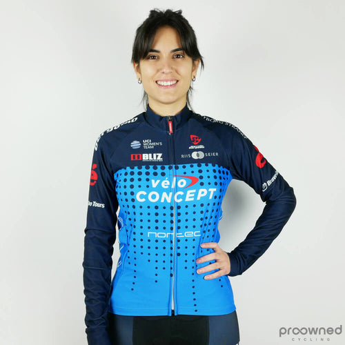 Long Sleeve Jersey - VeloConcept Women