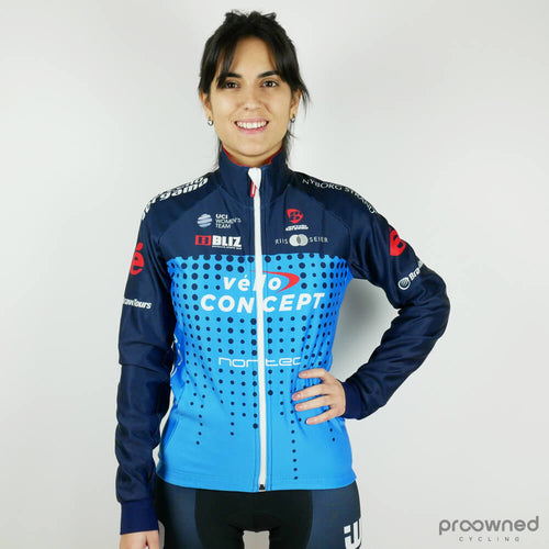 Winter Jacket - Team Veloconcept Women
