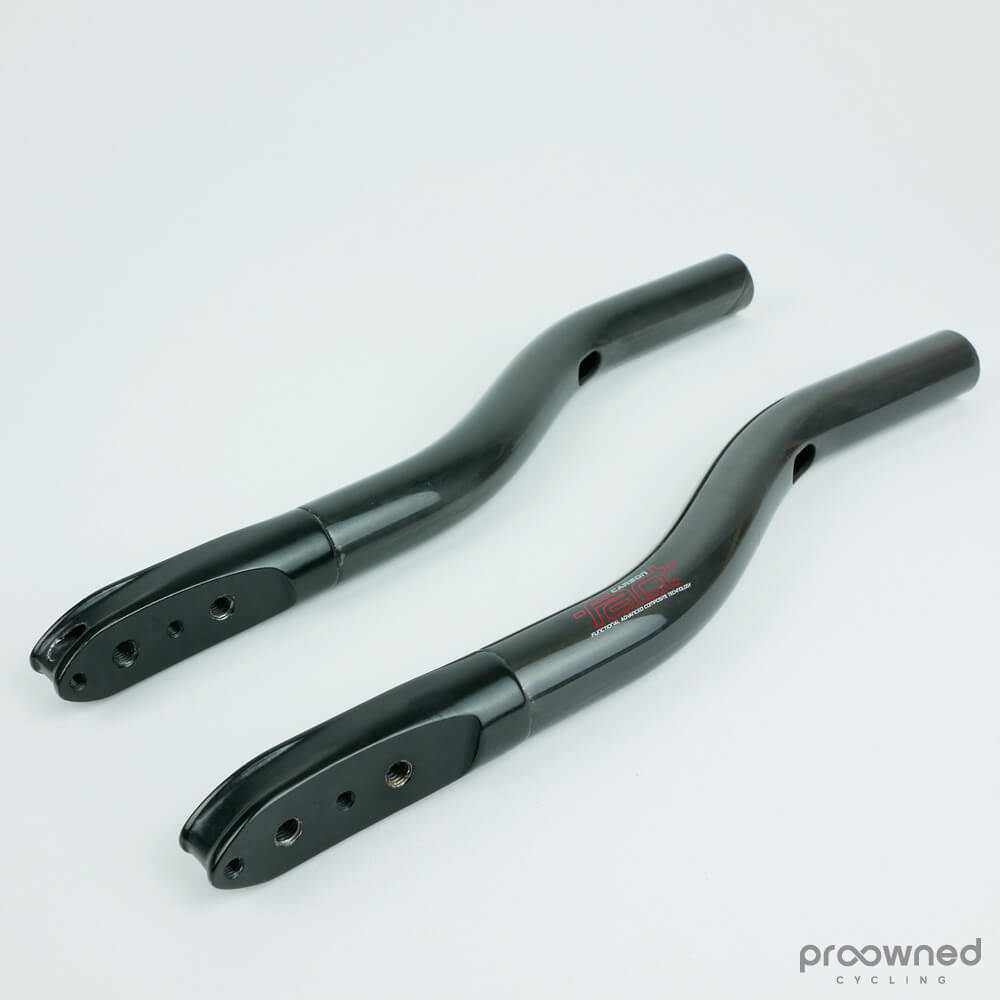 Specialized S-Bend Carbon Extensions