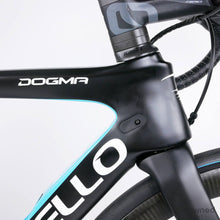 Pinarello Dogma F10 Disk - 50 - Carbon Road Bike - Dura Ace Di2 - Mavic Cosmic Pro Carbon