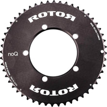 Rotor noQ Aero 5-Arm 110 BCD Road Chainring