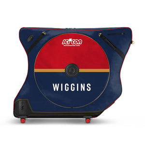 SCICON AEROCOMFORT ROAD 3.0 TSA BIKE TRAVEL BAG - Team Wiggins