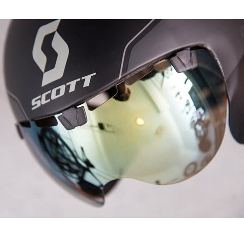 Scott Split TT helmet replacement visor