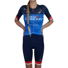 Speedsuit - veloconcept woman - marcello bergamo - pro quality - cheap cycling clothes