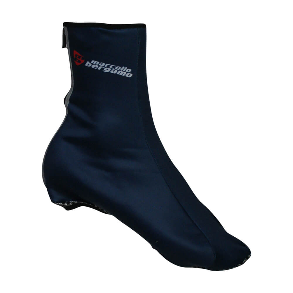 Winter shoe covers - marcello bergamo - team Virtu -
