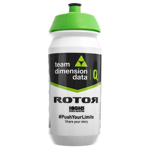 Water Bottle - Tacx Shiva biodegradable 500ml - Team Dimension Data